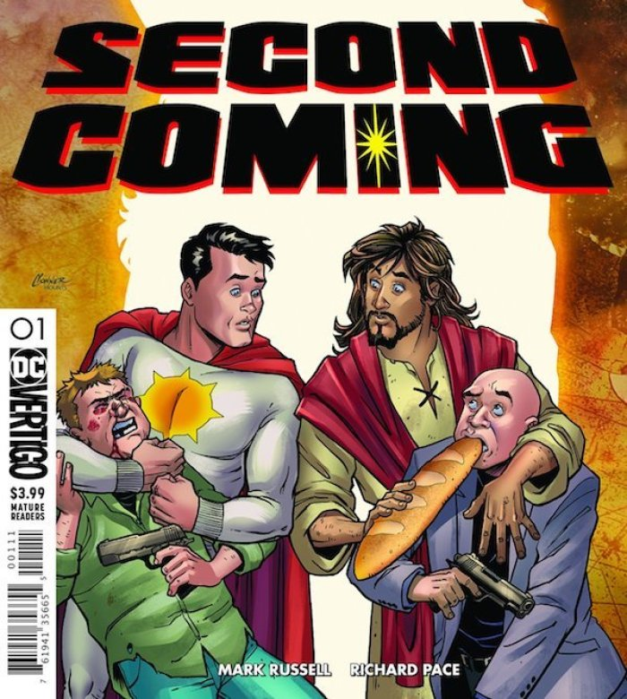 DC Comics to use Jesus Christ as a Superhero